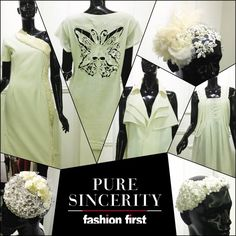 """Weekly Highlights """"PURE SINCERITY"""" at Fashion First Jakarta"""