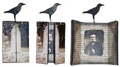 E.A. Poe Reliquary