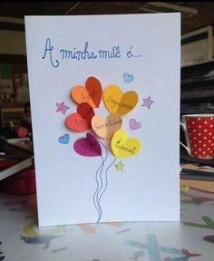 ALFABETIZAÇÃO CEFAPRO DE PONTES E LACERDA : Ideias para o Dia das Mães