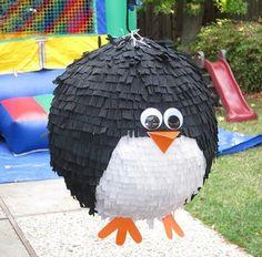Perfect Penguin Winter Birthday