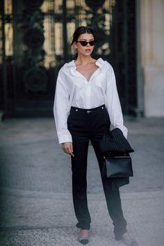 274a72694ee00 Paris Fashion Week AW18 street style Styles P