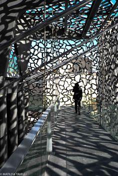 Le Mucem et son créateur Rudi Ricciotti 2013, Louvre, Architecture, Building, Travel, Cultural Trips, Marseille, Arquitetura, Viajes