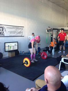deadlift at the PTC comp last week. Stationary, Gym Equipment, Bike, Bicycle Kick, Trial Bike, Bicycle, Workout Equipment, Exercise Equipment, Fitness Equipment
