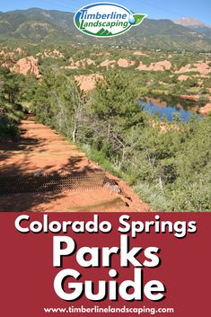 As the Colorado Springs weather begins to warm up and the plants start to turn green, spending time outdoors becomes more and more top-of-mind. Parks are great places to spend time outdoors–you can run, hike, picnic, and spend time with your children and family members.