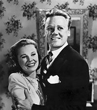 June Allyson and Van Johnson are my Favorite Old movie couple :)