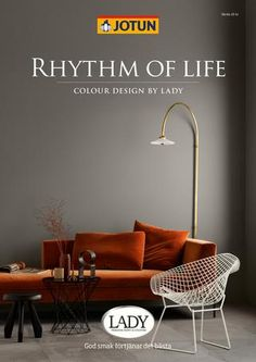 """Cover of """"Rhythm of life - colour design by LADY"""""""