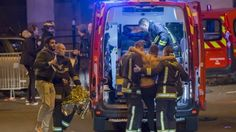 Tiroteos en París deja varias personas muertas.