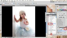 Dear Lillie: Photoshop Tutorial