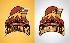 Star Wars Sports Logos by David Creighton-Pester, via Behance