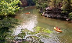 Splish splash! Here's the list of don't miss Alabama swimming holes.