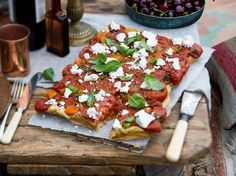 9 Savoury Tart Recipes - Viva
