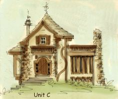 images about House Plans for My Fairytale on Pinterest    House Plan Hansel   aboveallhouseplans com