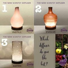 I am in love with our new diffusers! You should be too! Ask me how to get one for FREE or Half Priced!!!