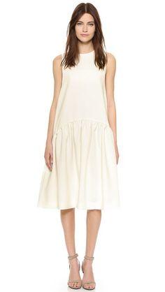 EDIT Midi Dress with Bandeau