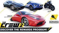 The Crew Rewards Program