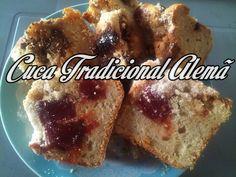Como fazer a Tradicional  Cuca Alemã da Serra Gaúcha!!