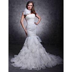 ARDEN - kjole til Bryllupskjole i Organza – NOK kr. 1.171