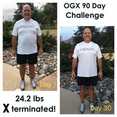 Congratulations Sean on losing 24.2 pounds drinking our OGX Shakes in 30 days. You look great!! #Whatthatshakedo?  If you or anyone you know looking to lose 10 to 20 pounds for cosmetic or health reasons, INBOX ME NOW!!  To order yours today go davisgirl.myorganogold.com   Become a Preferred Customer and get 25% off all your product orders or contact me to learn more about my Fayetteville Focus Group Experiment!   #ogfenix #ogxworks #weightloss #organo