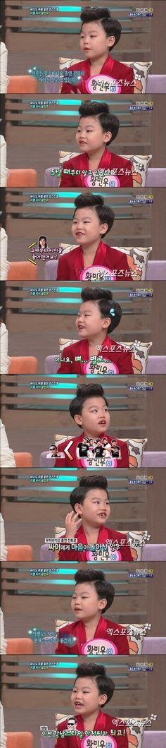 """Gangnam Style"" MV child star Hwang Min Woo confesses he previously liked Big Bang more than Psy"