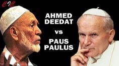 SYEIKH AHMED DEEDAT MENGAJAK DIALOG PAUS PAULUS [FULL]