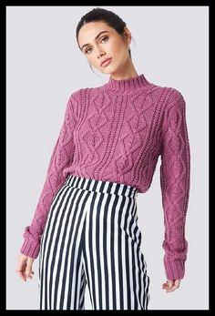 Khaite Fein Gestrickter Pullover Damen Salmon Kleidung