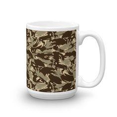 Saudi Arabia DPM Desert CAMO Mug