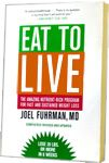 Improve health and reverse aging with Eat to Live by Dr. Joel Fuhrman
