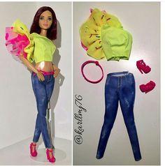 Barbie Fashion Trends