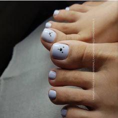 Kids Pedicure Designs Beauty 26 Ideas For 2019 Pedicure Designs, Pedicure Nail Art, Foot Pedicure, Toe Nail Designs, Toe Nail Art, Korean Nail Art, Korean Nails, Korean Art, Pretty Toe Nails