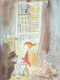Adult Cartoons, Art Design, Funny Art, Painting Inspiration, Beautiful Images, Childrens Books, Cool Art, Art Drawings, Book Illustrations