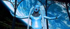"""Maïwenn Le Besco as Diva Plavalaguna in """"Fifth Element"""""""