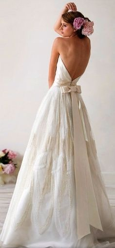 wedding gown ♥✤ | Keep the Glamour | BeStayBeautiful