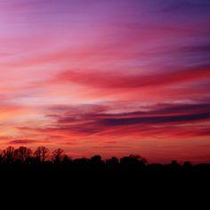 Sunset rom Gianicolo