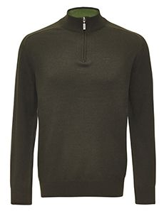 #Barbour Cotton Cashmere Sweater - Olive | Oldrids & Downtown http://www.oldrids.co.uk/Fashion_Access/Mens_Fashion/Mens_Clothing/Mens_Shirt/Barbour_Olive_Cotton_Cashmere_Half_Zip_Sweater/Product