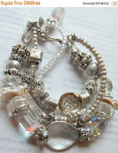 ON SALE bracelet citrine bracelet sterling silver by soulfuledges