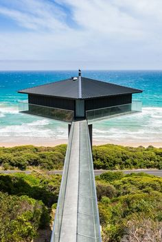 The Pole House, Great Ocean Road | Eifv