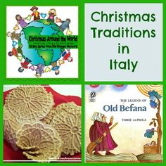 Learn about heritage and Christmas Traditions for Italy - free printable passport & activity book for kids {Christmas Around the World series}