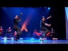 TANGO Shakira Pitbull Salsa Jennifer Lopez FLAMENCO DANCE Again Dancing ...