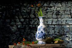 Ceramic : beautiful blue delft Keramiek : prachtig delftsblauw
