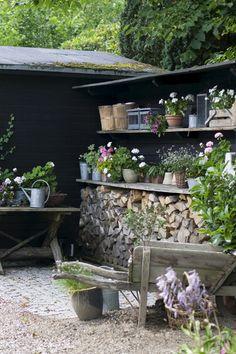 potting area / Magic Garden <3
