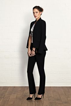 Christi essential trouser #Bastyan #SS14