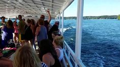 Partyin' on a Bar Hop Cruise at Lake of the Ozarks