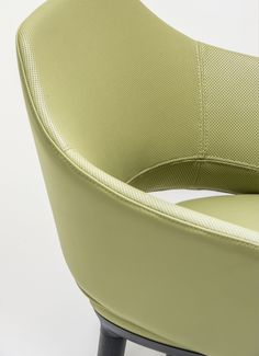 Vic design Patrick Norguet for Pedrali Green Ideas, Pantone Color, Green Leather, Beautiful Things, Armchair, Furniture, Design, Home Decor, Sofa Chair