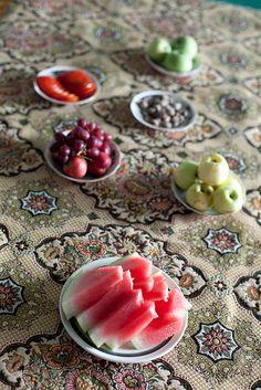 Home restaurant, Bukhara Uzbekistan Fruit And Veg, Fresh Fruit, Uzbekistan Food, Silk Road, Istanbul Turkey, Central Asia, Fruit Recipes, Asia Travel, No Cook Meals