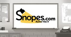New top story on Hacker News: Snopes.com in ugly legal battle over control of the company