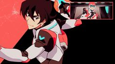 voltron: video game character select screens / insp / info