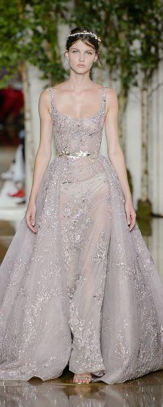 Zuhair Murad Automne-hiver 2017-2018 - Haute couture - http://fr.orientpalms.com/Zuhair-Murad-6838 - ©ImaxTree