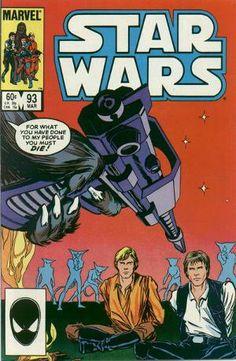 Star Wars Marvel Comics #93