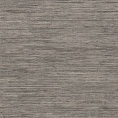 Sample Tapis Grey Faux Grasscloth Wallpaper from the Beyond Basics Collection by Brewster Home Fashions