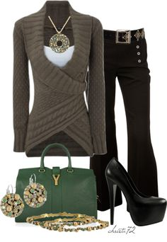 """""""Style the Sweater"""" by christa72 on Polyvore"""